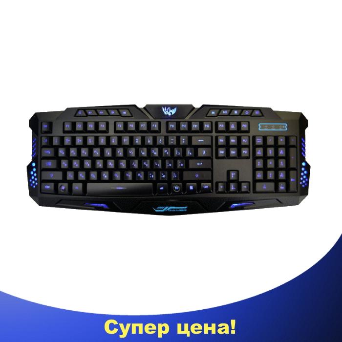 Игровая клавиатура с подсветкой Atlanfa M200, фото 1
