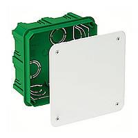 Коробка распределительная Schneider кирп/бетон с крышкой 100х100х50
