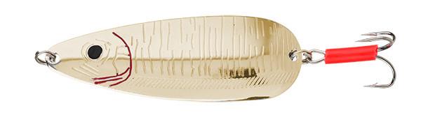 Блесна-колебалка Mikado Walden Lake № 3  24гр 8см gold