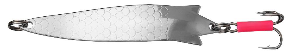 Блесна-колебалка Mikado Spark № 4  31.5гр 10.8см silver