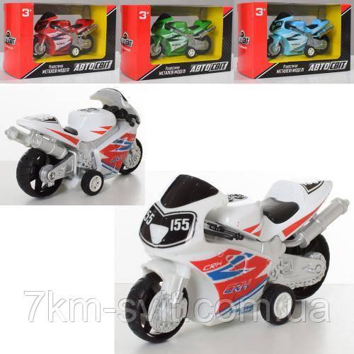 Мотоцикл AS-2239