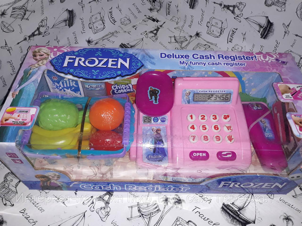 Кассовый аппарат игровой DN861FZ-1 Frozen
