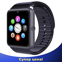 Умные часы Smart Watch GT08 Black - смарт часы под SIM-карту
