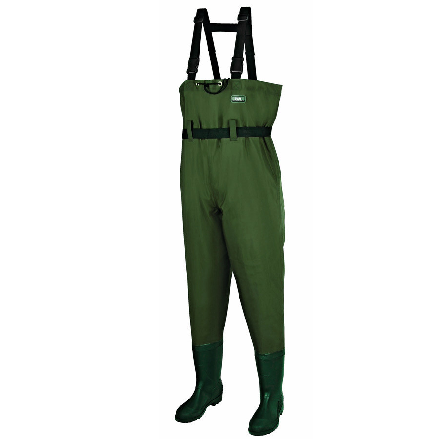 Заброды (Вейдерсы) DAM Hydroforce Nylon Taslan Chest Wader  46/47р.
