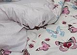 Семейный. Комплект постельного белья с компаньоном S346, фото 3