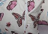 Семейный. Комплект постельного белья с компаньоном S346, фото 7