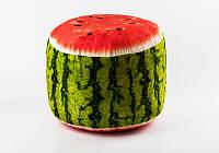 Пуфик надувной  Арбуз Fruit pouf