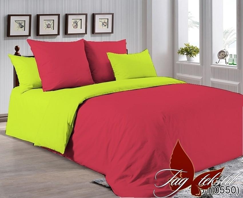 Семейный. Комплект постельного белья P-1661(0550)