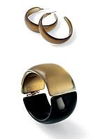 32016+35006 Комплект из сережек и браслет из смолы ювелирной