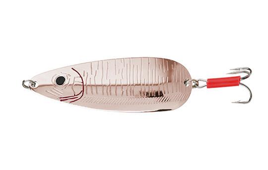 Блесна-колебалка Mikado Walden Lake № 3  24гр 8см copper