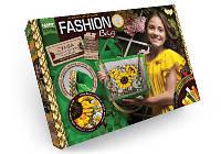 Набор для творчества  Fashion Bag  вышивка лентами