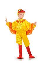 Детский карнавальный костюм Утенок на рост 110-120 см