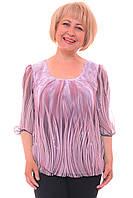 Легкая изящная женская блуза из шифона