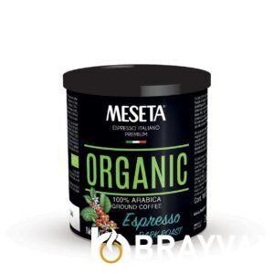 Молотый кофе Meseta ORGANIC Ground Coffee, Dark Roast 250 г