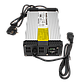 Зарядное устройство для аккумуляторов 48V(58.4V)-8A-384W, фото 4