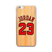 """Пластиковий чохол для iPhone 6 4.7"""" Jordan 23"""