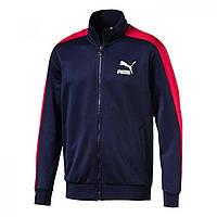Спортивный костюм Puma T7 Jacket Peacoat - Оригинал