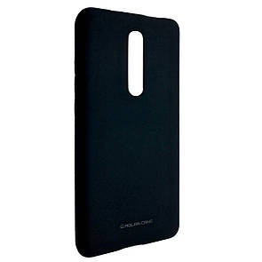 Чехол-накладка Silicone Hana Molan Cano для Xiaomi Redmi 8 (black)