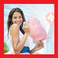 Аппарат для приготовления сладкой сахарной ваты Cotton Candy Maker Средний