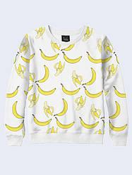 Свитшот женский Бананы