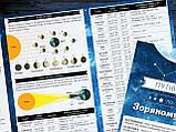 Карта звезд и созвездий,   Светящаяся карта неба 55х75 см, фото 3