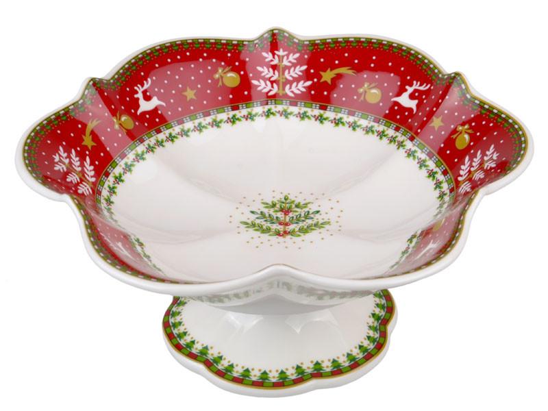 """Блюдо """"Рождественская коллекция"""" 17,5 см, Lefard, 943-143"""
