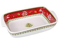 """Блюдо """"Рождественская коллекция"""" 21 см, Lefard, 943-139"""