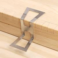 Z Тип Планировщик линии ласточкин хвост калибратор Деревообрабатывающие шаблоны Рисование линии Инструмент-1TopShop