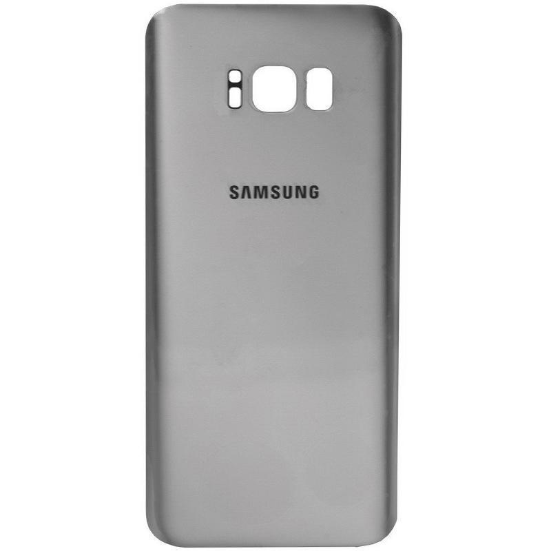 Задня кришка Samsung G955 (S8 Plus) Grey OR