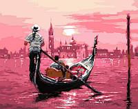 Картина по номерам 40x50 В розовом свете, Rainbow Art (GX8629), фото 1