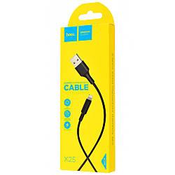 Дата кабель Hoco X25 Soarer Lightning Cable (1m)