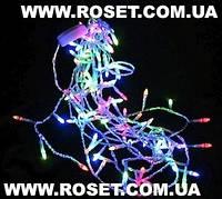 Гирлянда LED новогодняя  200 ламп 10 метров