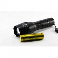 Тактический подствольный фонарь POLICE BL-8831 T6 150000W фонарик 1000 Lumen