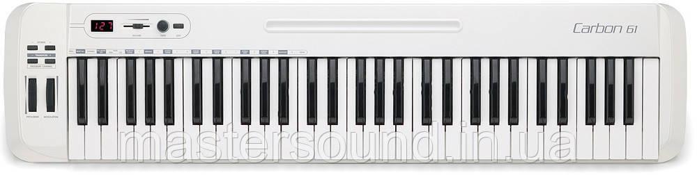 "MIDI клавиатура Samson CARBON 61 - Интернет-магазин ""Master sound"" в Харькове"