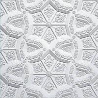 Плита потолочная без швов Лувр (инжекция)