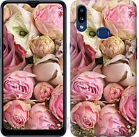 """Силиконовый чехол на Samsung Galaxy A10s A107F Розы v2 """"2320c-1776-26838"""""""