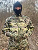 """Тактическая Куртка SoftShell """"Multicam"""" Мультикам Оригинал"""