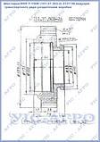 Шестерня КПП Т-150К (151.37.303-2) Z=37/30 ведущая транспортного ряда раздаточная коробка, фото 2