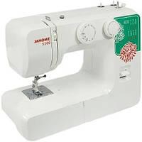 Бытовая электромеханическая швейная машина Janome 5500
