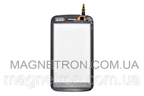 Сенсорный экран (тачскрин) #FPC-TP10754A-V2 для телефона FLY IQ450, фото 2