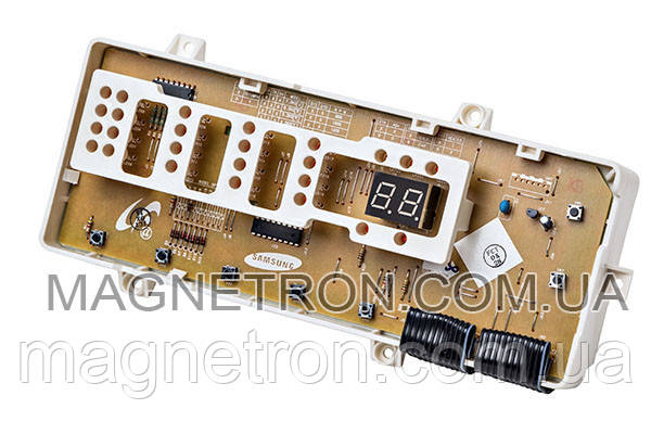 Модуль управления для стиральной машины Samsung MFS-TRR8NPH-00, фото 2
