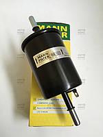 Фильтр топливный Mann WK55/3 на Chevrolet Lacetti, Lanos, Niva, Matiz, Tacuma, фото 1