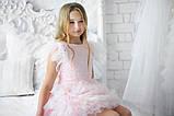 Гламурное платье для девочки  ТМ МОНЕ р-ры 146, фото 3