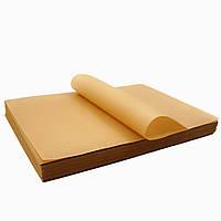 Пергамент листовой коричневый 420х600 10кг