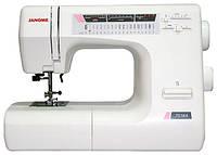 Бытовая электромеханическая швейная машина Janome 7518A
