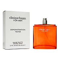 Мужские духи Tester - Clinique Happy For Men 100 ml