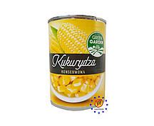 Консервированая кукуруза Green Garden 400\220 г