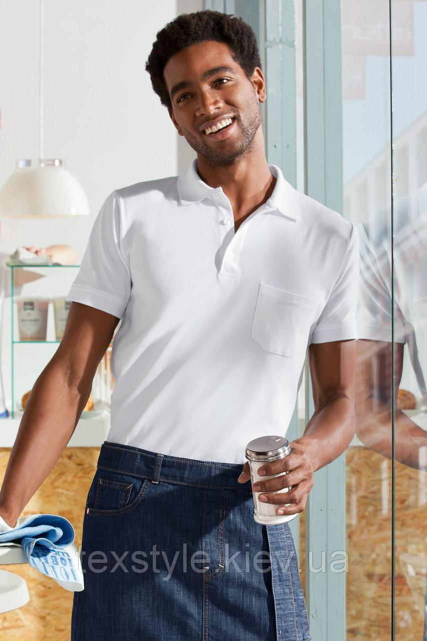 А у нас новинка: новый джинсовый передник с карманами как в джинсах.