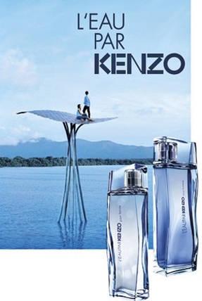 Тестер. Туалетная вода для мужчин Kenzo L`Eau Par Kenzo Pour Homme, фото 2