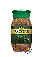 Растворимый кофе Jacobs Kronung, 200 г
